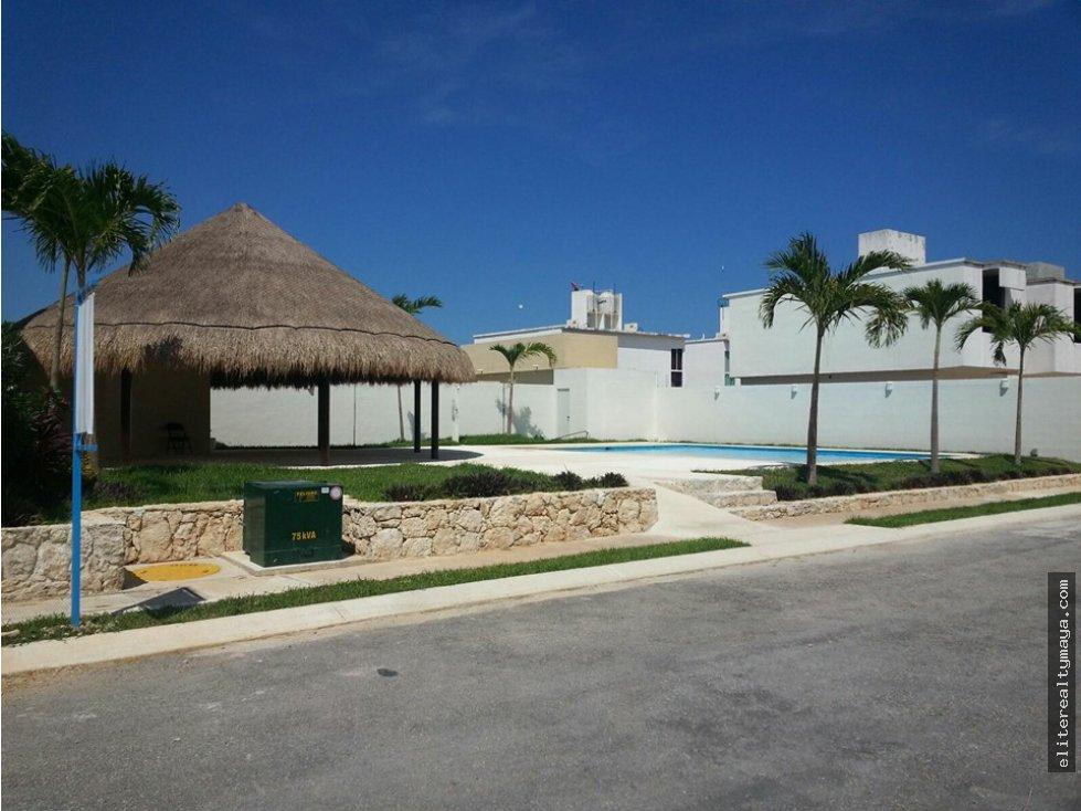 Casa en playa azul playa del carmen for Apartamentos playa azul