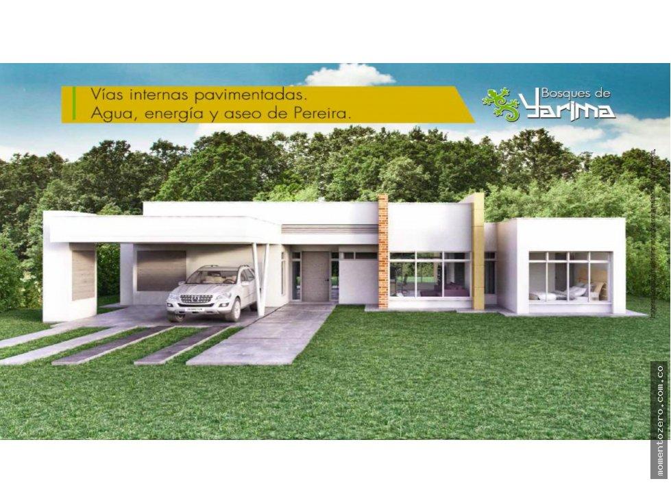 Venta casas campestres condominio cerritos pereira for Planos de cabanas campestres