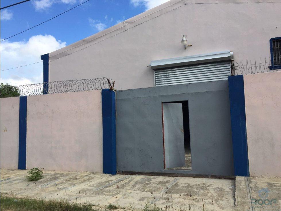 Naves industriales en San Isidro