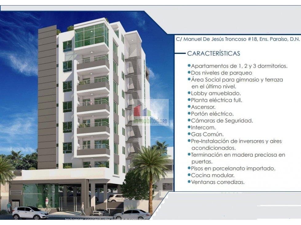 Oportunidad de nuevos apartamentos