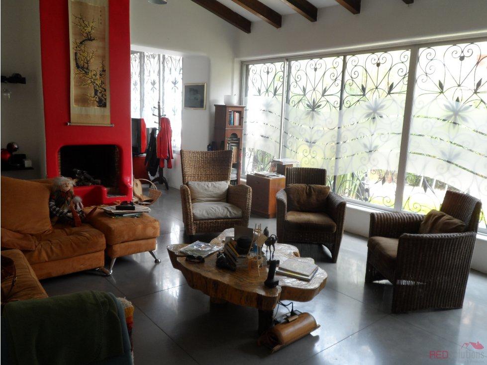 Casa en arriendo en Santa Barbara