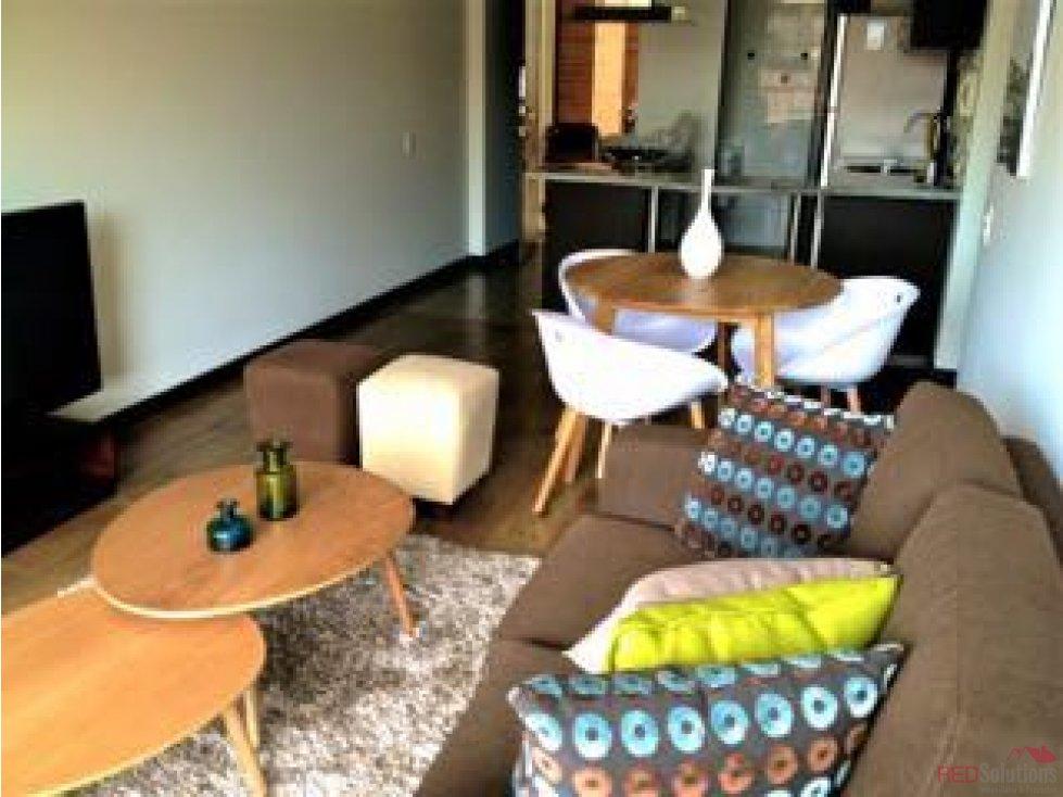 Apartamento  amoblado en Arriendo en Chico Norte