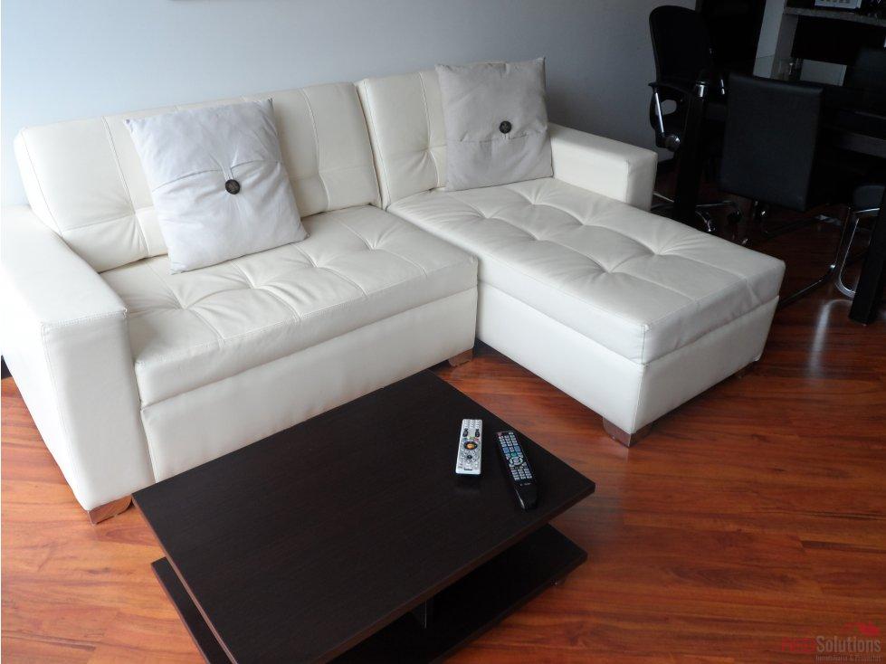 Apartamento amoblado en Club House Chico Norte