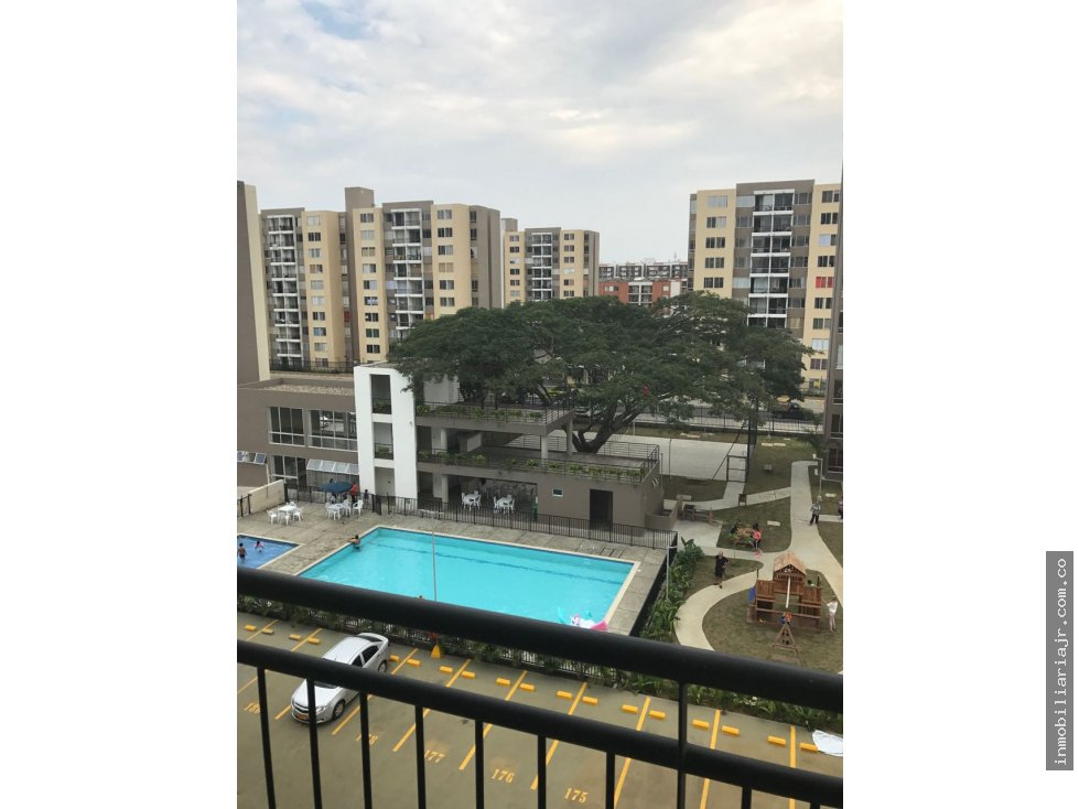 apartamento para arrendamiento al sur (bochalema)