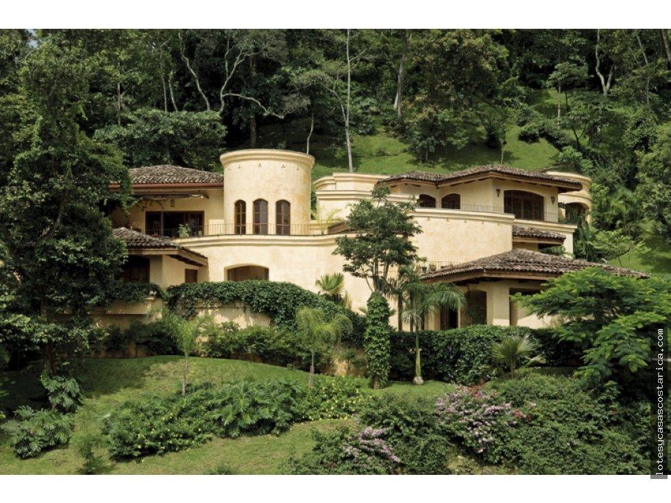 Casa de lujo en villa real santa ana for Casa actual
