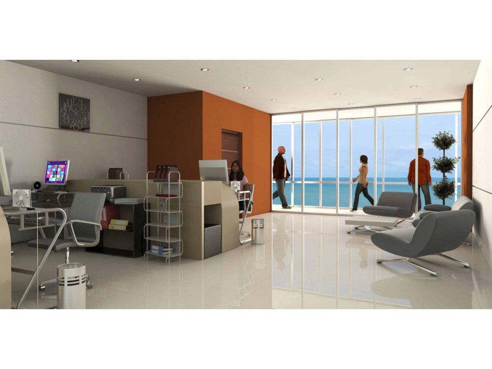venta de oficina en complejo empresarial ctg