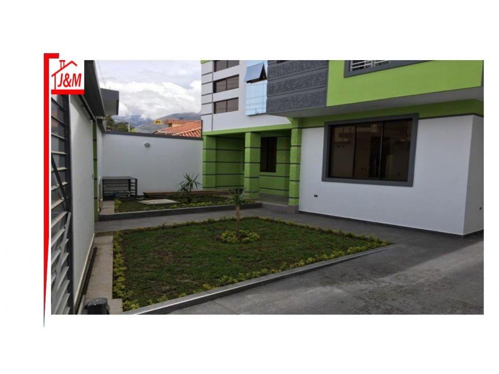 Casa En Venta Zona Norte Cochabamba