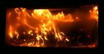BURN AN UPSIDE DOWN FIRE