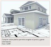 el 613 de las viviendas del pais se vende sobre planos