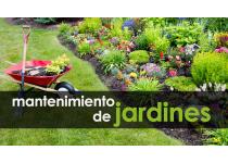 Mantenimientos de Jardines y Piscinas
