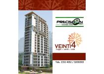 Proyecto edificio Veinti4 - zona 10