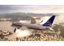 Copa Airlines aumenta su flota con la llegada de uno de los aviones más modernos del mundo