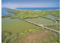 el viaducto una megaobra que combina modernidad y respeto por la ecologia en cartagena de indias colombia