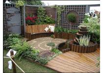 17 ideas para arreglar tu jardín con poco dinero