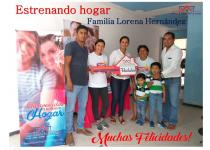 ¡¡ Muchas Felicidades a la Familia Lorena Hernandez !! 👨👩👦👦🏠