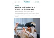 portafolio ahora con realidad virtual podra arrendar o vender un inmueble