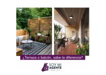 Terraza O Balcón Sabe La Diferencia