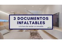 3 documentos que no pueden faltar a la hora de vender tu inmueble