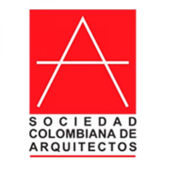 Afiliado a la Sociedad Colombiana de Arquitectos