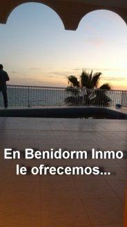 Benidorm Inmo le ofrece...