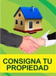 consigna tu propiedad con nosotros
