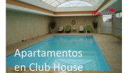 Apartamentos en Club House