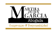 SOPORTE JURIDICO  ABOGADA MARTHA JUDY GARCIA EN ARMENIA-QUINDIO TEL: (-57)(036) 731 58 29