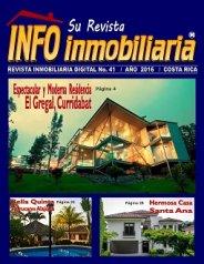 Ingrese a nuestra Revista Inmobiliaria