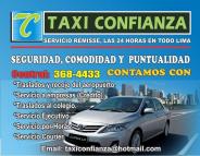 SERVICIOS DE TRANSPORTE Y TAXI REMISSE