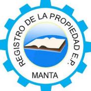 Registro propiedad Manta
