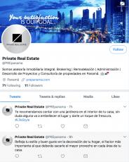 Twitter PRE Panama