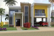 Exclisvo proyecto de casa en la aut. de san Isidro, desde RD$ 2,110.000 millones