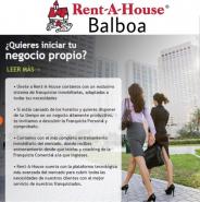 Forma Parte de Rent-A-House Balboa
