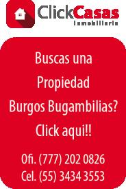 Buscas Propiedad en Burgos Bugambilias