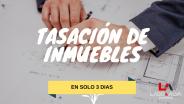TASACIÓN DE INMUEBLES