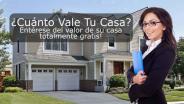 ! Descubra Cuánto Vale Su Casa ¡