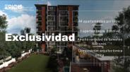 Complejo moderno de apartamentos en zona 15