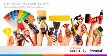 Créditos Hipotecarios Security Principal