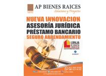 SERVICIOS JURIDICOS BUSQUEDA DE INMUEBLES Y PUBLIQUE SUS INMUEBLES.REMATES BANCARIOS